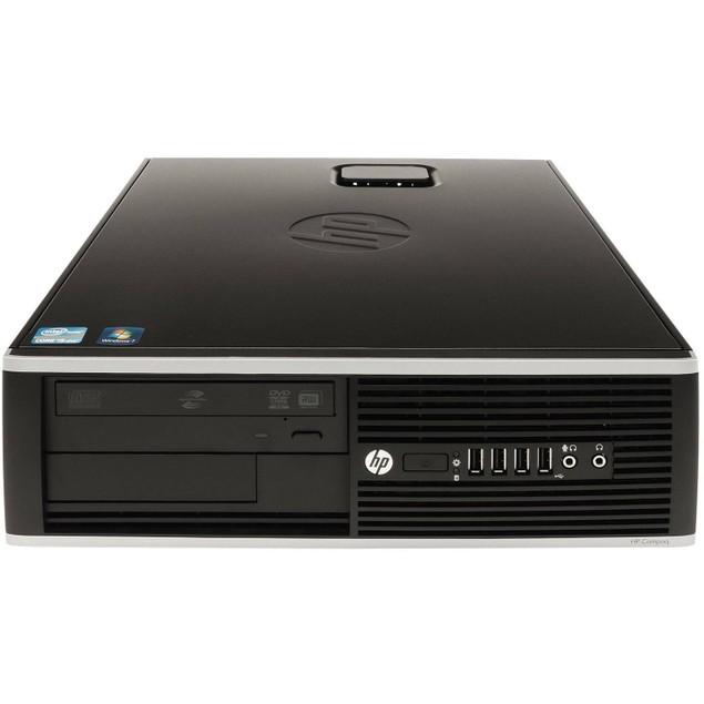 HP 8200 Desktop Intel i5 4GB 1TB HDD Windows 10 Professional