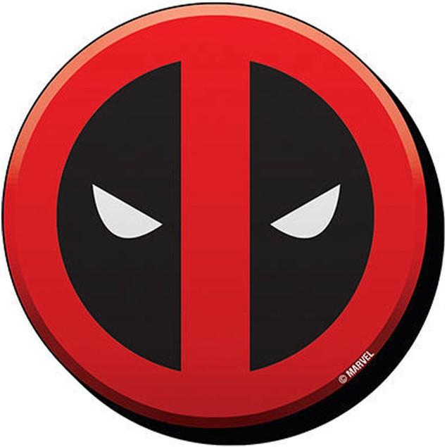 Deadpool Logo Chunky Magnet Wade Wilson Ryan Reynolds Marvel X-Men Gift