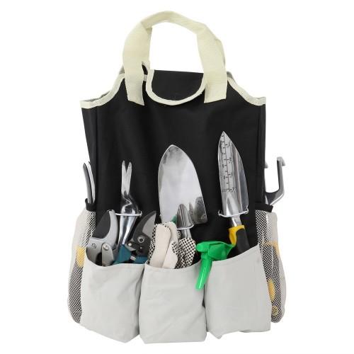 10 Piece Garden Tool Kit w/ Carrying Bag