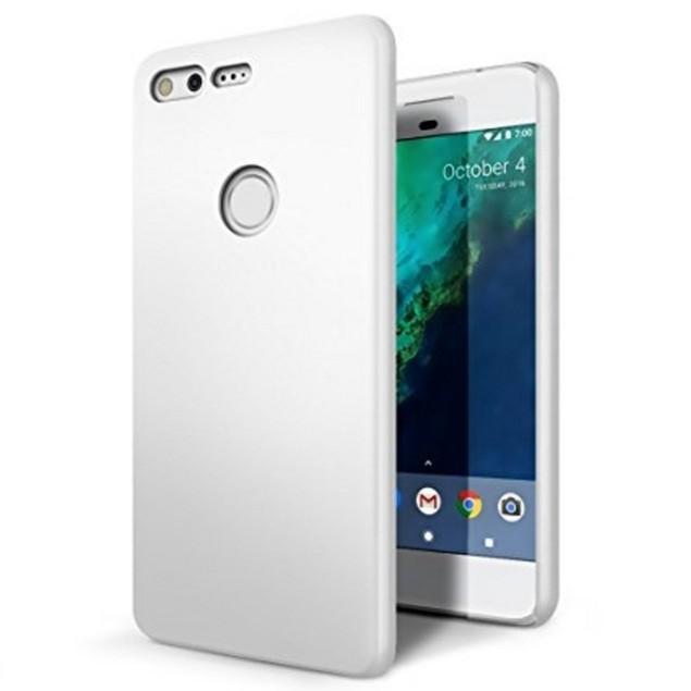 Google Pixel, Unlocked, Silver, 128 GB, 5 in Screen