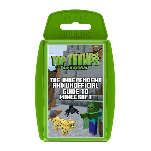 Independent Unofficial Guide To Minecraft Top Trumps Card Game