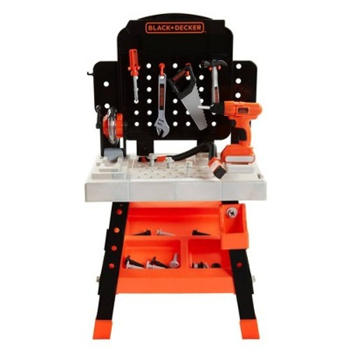 BLACK+DECKER Ready-to-Build Workshop for Kids