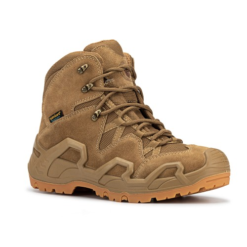 ROCKROOSTER Tactical Military Waterproof Hiking Boots For Men 6'' Height