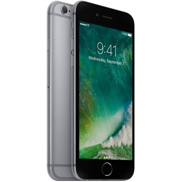 """Apple iPhone 6s 32GB 4.7"""" T-Mobile Only,Space Grey (Refurbished)"""