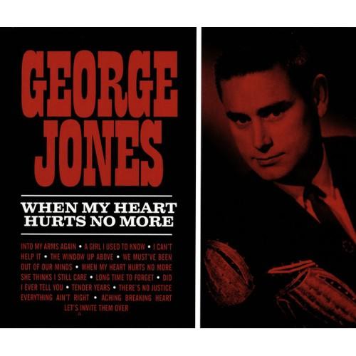 George Jones – When My Heart Hurts No More Vinyl
