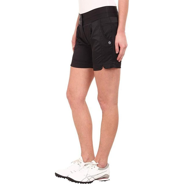 Lija Women's Terra League Shorts Black 8 X 5