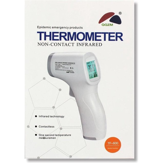 Non-Contact Forehead Infrared Thermometer TF-600