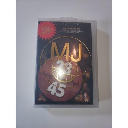 Vintage Michael Jordan Milk Caps The Ultimate Game Pack Collectible