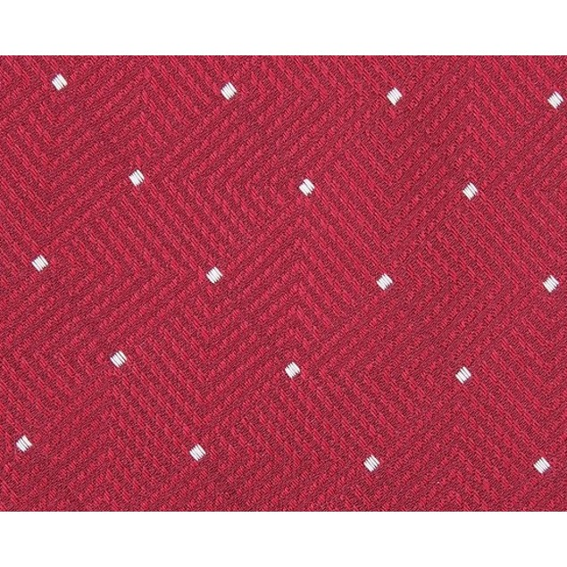 Alfani Men's Geometric Dot Tie Red Size Regular
