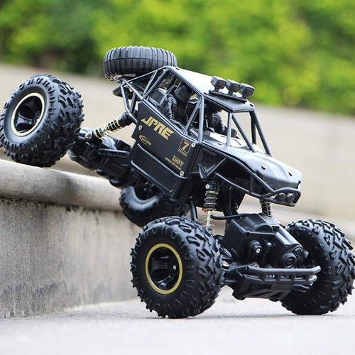 1:16 RC Car 4WD Remote Control Vehicle 2.4Ghz Electric Monster Truck Off-Road