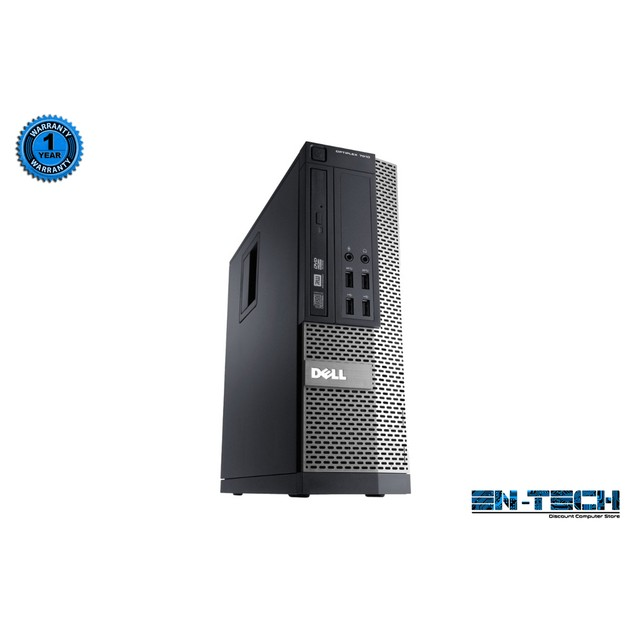 Dell 7010 Desktop Intel i5 8GB 500GB HDD Windows 10 Professional