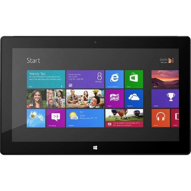 "Microsoft Surface Pro 2 10.6"" 64GB WiFi X21.7GHz,Black(Refurbished)"