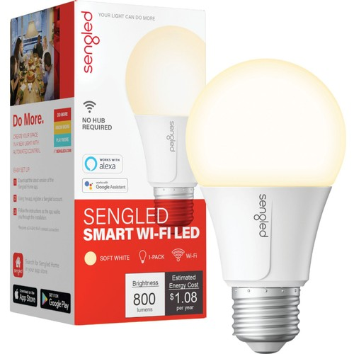 Sengled Smart Bulb Alexa Light Bulb Bluetooth Mesh
