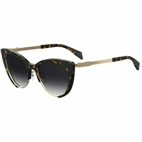 Moschino Sunglasses for Women 040 /S 0086 Dark Havana / Gray Gradient