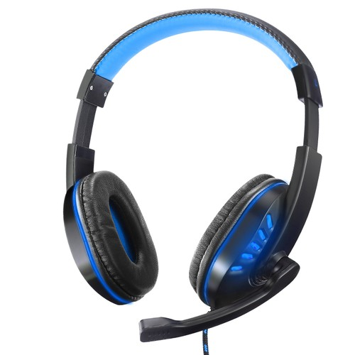 Gaming Headsets Stereo Noise Isolation Over Ear Headphones
