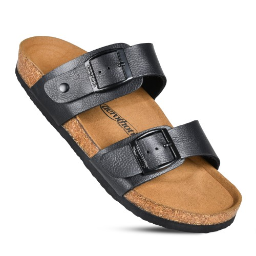 AEROTHOTIC Nymph Women's Arch Support Footbed Cork Sandals