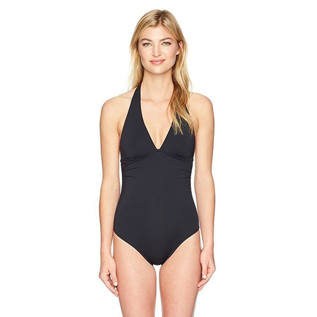 CARVE Designs Women's Alexandra One Piece, Black, Small