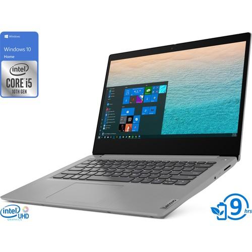 "Lenovo IdeaPad 3, 14"" FHD, i5-1035G1, 8GB RAM, 512GB SSD, Win 10 Home"