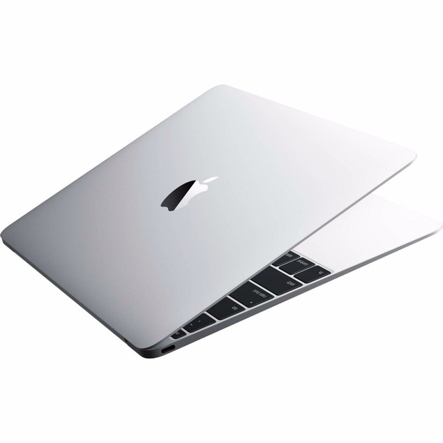 "Apple MacBook MLHA2LL/A 12"" 256GB macOS 10.12,Silver(Refurbished)"