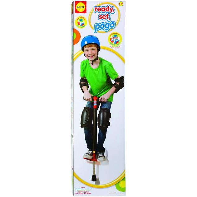 Alex Active Play Ready Set Pogo Kids Outdoor Exercise Sports Activity