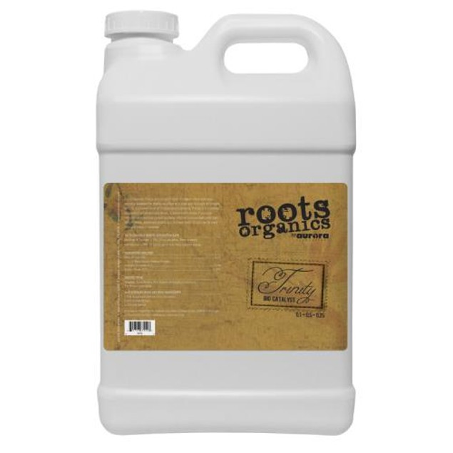 Roots Organics Trinity Catalyst 2.5 Gallon (2/Cs)
