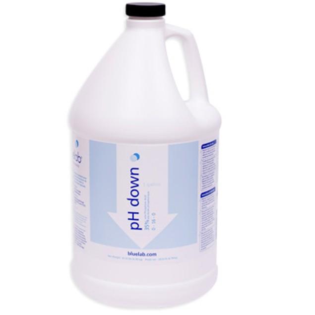Bluelab pH Down, 1 gal Bottle, case of 4