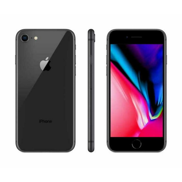Apple iPhone 8, AT&T, Gray, 64 GB, 4.7 in Screen