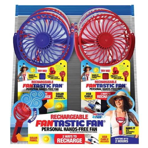 Rechargeable Fantastic Fan
