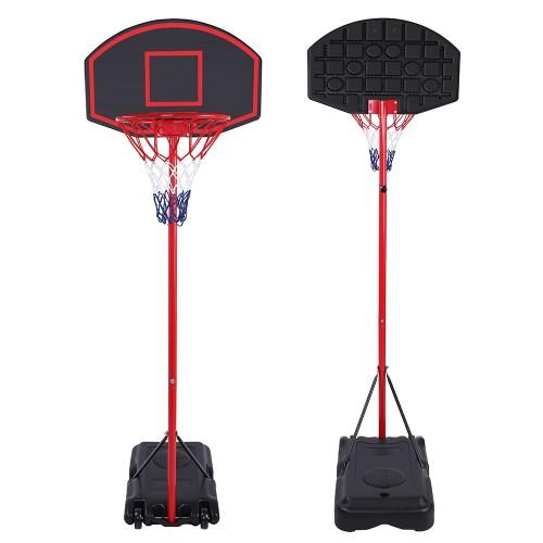 Portable Removable Adjustable Teenager Basketball Rack