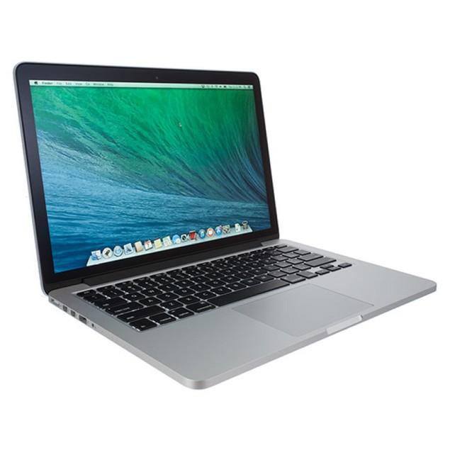 """Apple MacBook Pro ME864LL/A 13.3"""" 128GB i5-4258U Mac OSX,Silver (Certified Ref"""