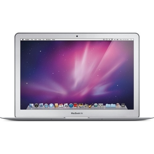 "Apple MacBook Air MC503LL/A 11.6"" 128GB, Silver (Scratch and Dent)"