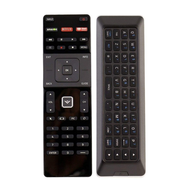 new Qwerty Dual Side Remote with Backlight Smart app internet