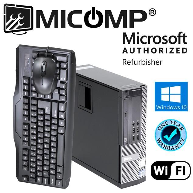 Dell 9010 Desktop Intel i5 16GB 1TB HDD Windows 10 Home