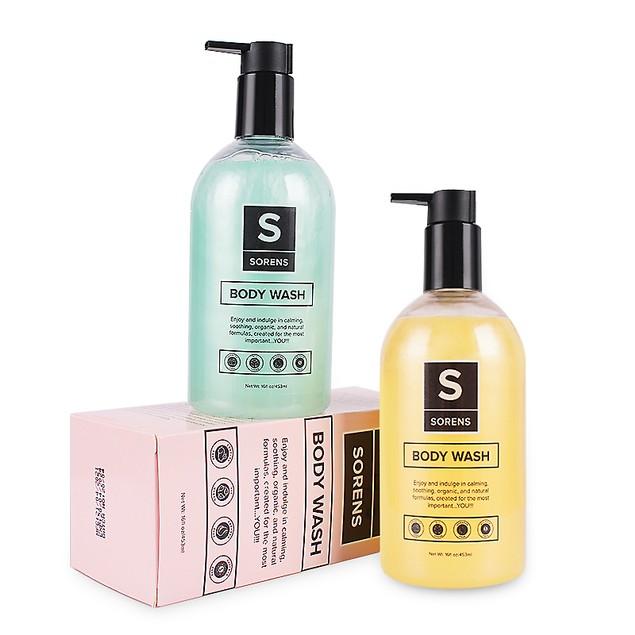 Sorens Cosmetics Body Wash