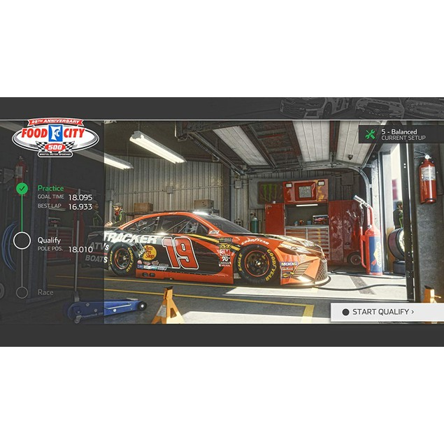 NASCAR Heat 4 PS4 Game (#)