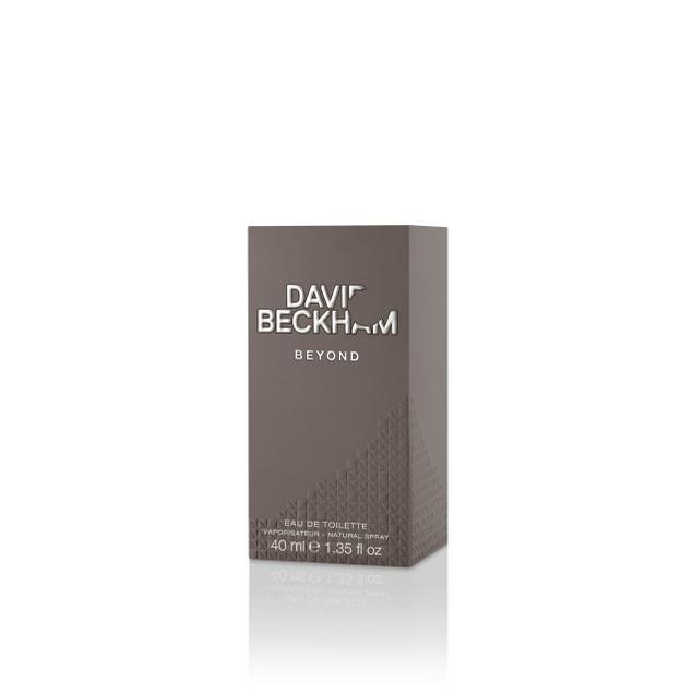 David Beckham Beyond Eau De Toilette Natural Spray Perfume For Men, 1.35