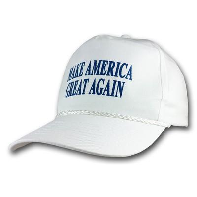 Make America Great Again White Baseball Cap
