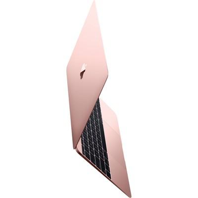 """Apple MacBook MMGL2LL/A 12"""" 256GB M3-6Y30,Rose Gold (Refurbished)"""