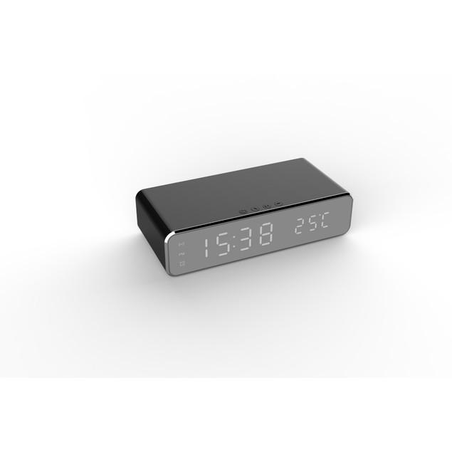 Wireless Charging Digital Alarm Clock