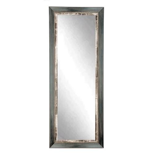 "BrandtWorks Weathered Harbor Perfect Decorative Floor Mirror - 22"" x 71.5"""