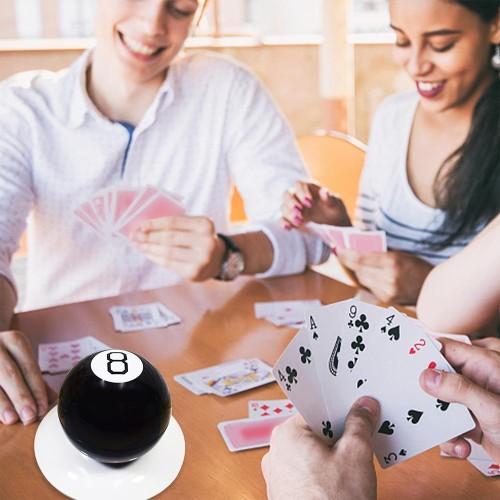 Vintage Magic Fortune Teller 8 Ball