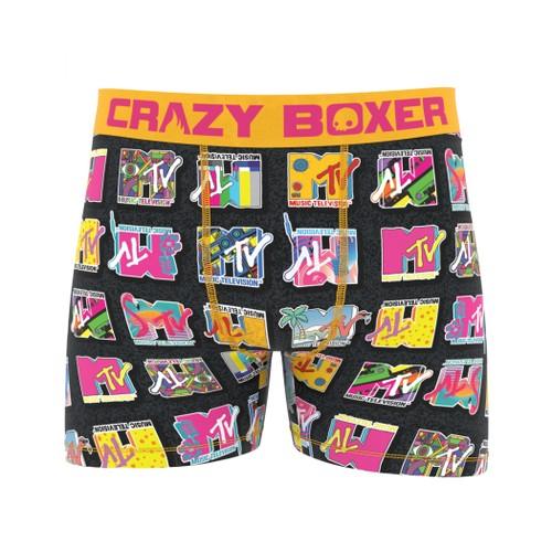 MTV Retro Logos Boxer Briefs
