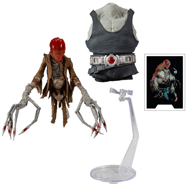 Scarecrow (Last Knight on Earth) DC Multiverse Mcfarlane Action Figure