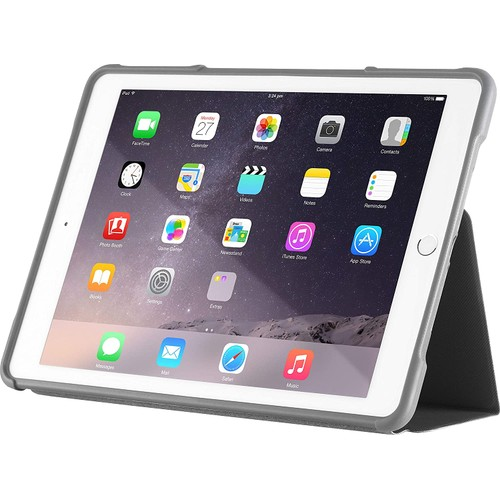 STM Dux Rugged Case for Apple iPad Air 2 - Black