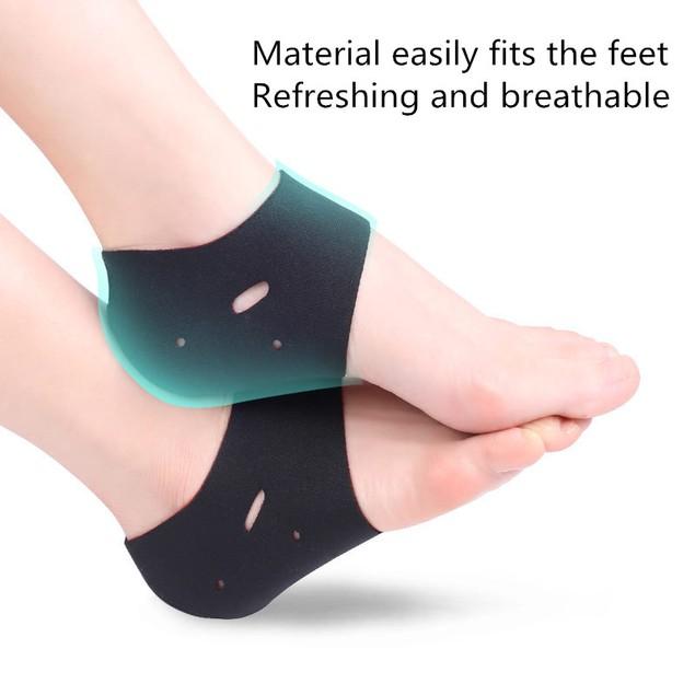 Foot Cover, Rear Foot Cover, Indoor Shoe Cover, Heel Socks