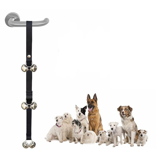 Dog Doorbells For Dog Training and Housebreaking