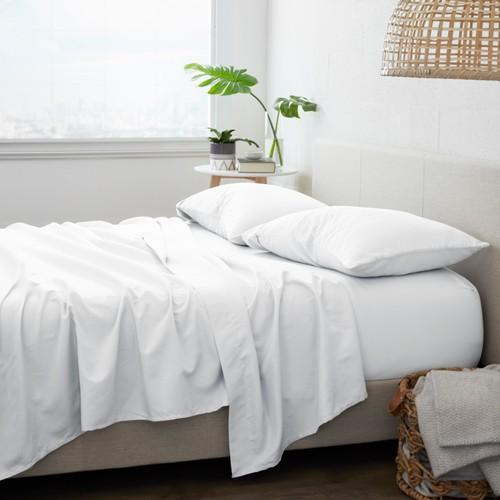 Olive & Twill Premium Luxury Bamboo Bed Sheet Set