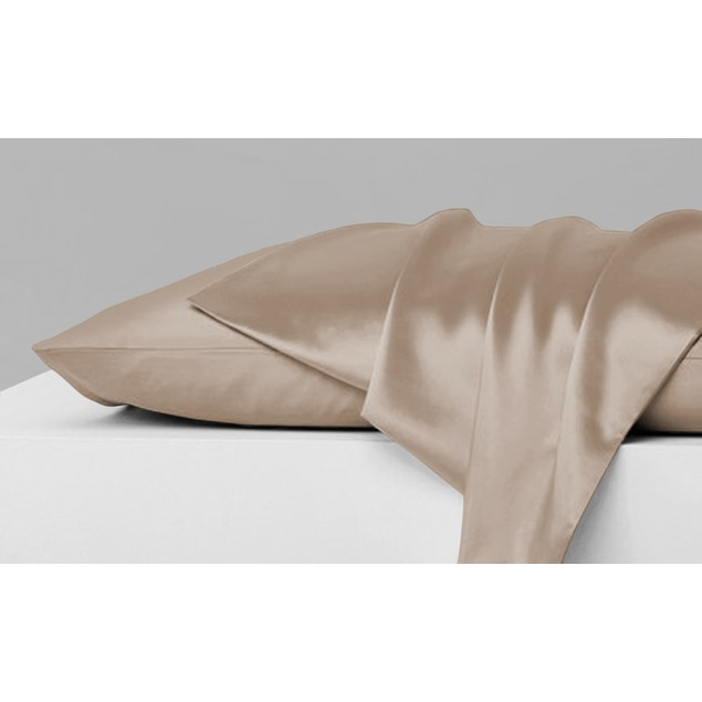 2-Pack: Satin Beauty Pillowcase for Hair and Skin