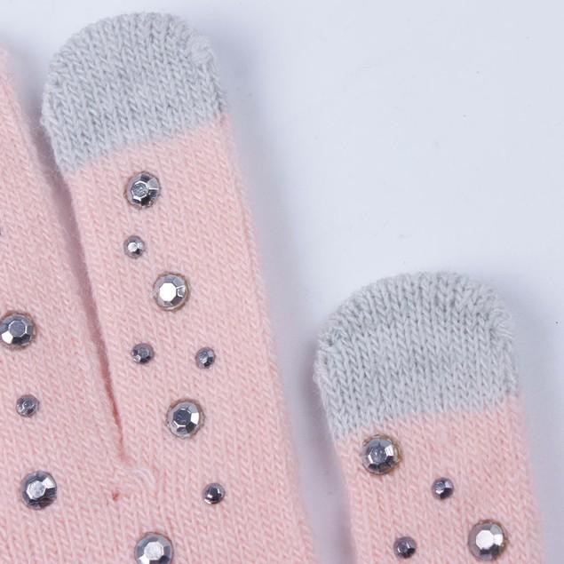 2-Pack EvridWear Unisex Touchscreen Winter Warm Knitted Magic Gloves