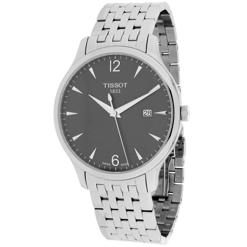 Tissot Men's Grey Dial Watch - T0636101106700